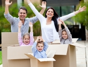 Tips for families moving through the site.